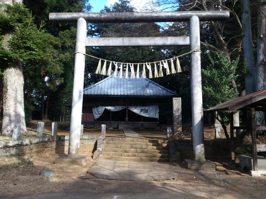 八幡神社(芦田)⑤